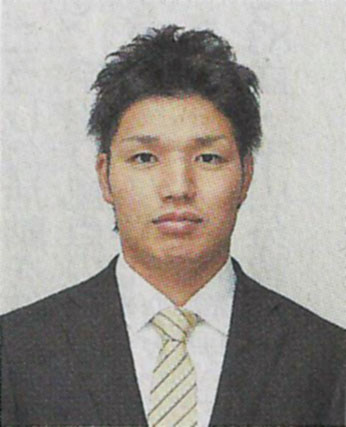 Daisuke Nakayama (Nakata), a face you will see often from now on.