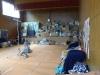 At a shelter in Sendai. May 9, 2011