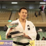 Tenri U's Takamasa Anai Wins 2nd All-Japan Judo Championship