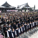 Oyasama Birth Celebration Service 2013 video