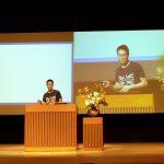 Acknowledged at the Tenri Forum 2016